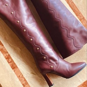 CHLOE - Quaylee over-the-knee boots